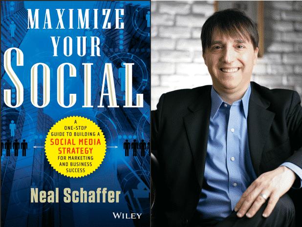 maximize your social neal schaffer