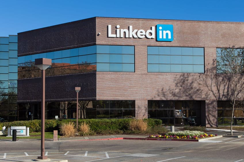 linkedin mountain view headquarters